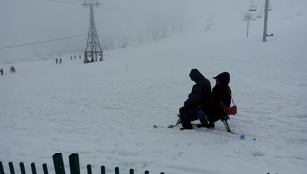 Best time to visit gulmarg india