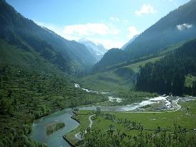 Sonmarg Tour